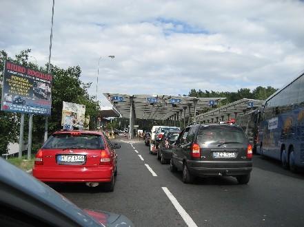 Vor dem Wegfall der Grenzkontrollen: Ludwigsdorf ? J?drzychowice