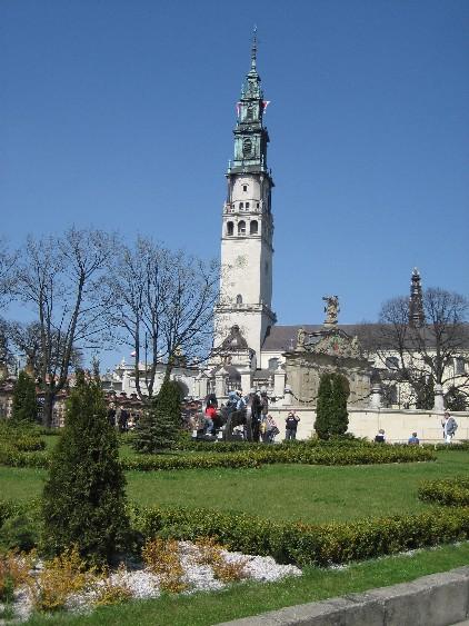 Das Kloster in Tschenstochau