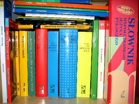 Polnische Lehr- und Wörterbücher
