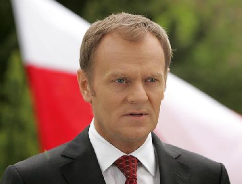 Tegoroczny laureat: Donald Tusk, ?ród?o www.premier.gov.pl