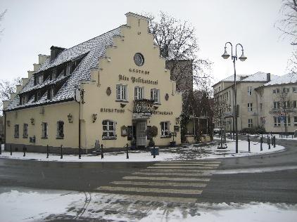 Treffpunkt: Alte Posthalterei, Euskirchen, Do. 4.2.10, 19:00 Uhr