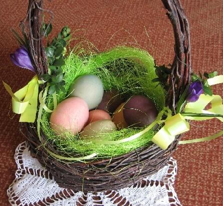 Wielkanocne jajka