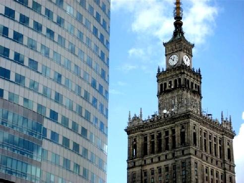Warszawa: gelungene Transformation